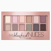The Blushed Nudes Eye Shadow Palette by Maybelline