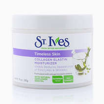 St. Ives Facial Moisturizer Timeless Skin Collagen Elastin 10oz by St. Ives