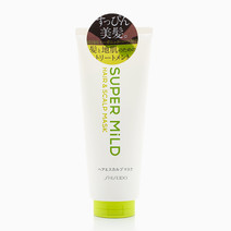 Supermild Hair Mask by Shiseido