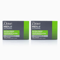 Men+Care Extra Fresh Bar Duo by Dove