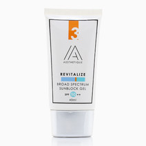 Revitalize Sunblock Gel by Aesthetique