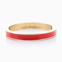 Plain Hinged Bangle by Sal Y Limon