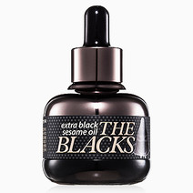 The Blacks Extra Black Sesame Oil by Banila Co.