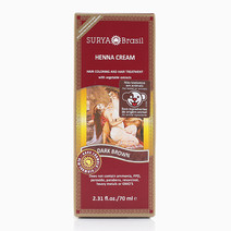 Hair Cream (Dark Brown) by Surya Brasil