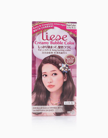 Creamy Bubble Color by Liese