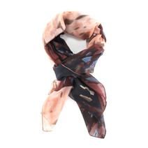 Mix Abstract Scarf by Luxe Studio