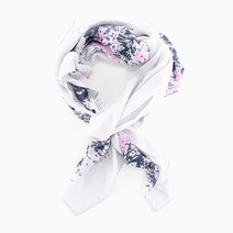 Watercolor Floral Scarf by Luxe Studio