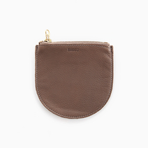 Small Leather Pouch by Baggu