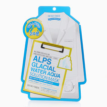 Alps Glacial Water Mask (pull out) by Dewytree
