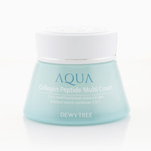 Aqua Collagen Peptide Multi Cream 80ml by Dewytree