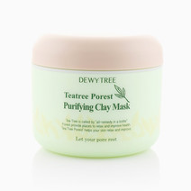 Tea Tree Purifying Clay Mask by Dewytree