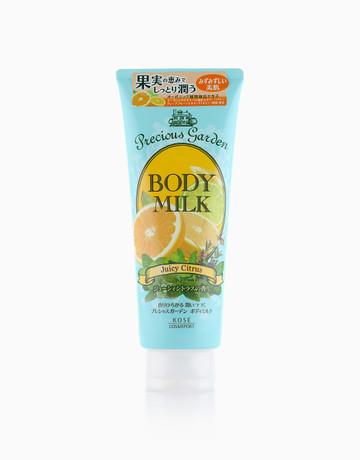 Juicy Citrus Body Milk by KOSÉ Cosmeport