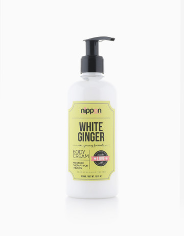 White Ginger Body Cream by Nippon Esthetic Philippines