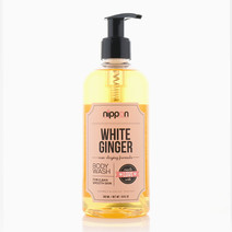 White Ginger Body Wash by Nippon Esthetic Philippines