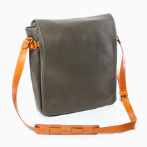 Clavin Messenger Bag by Sinude
