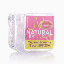 UV Natural Lip SUNSAFE by Leiania House of Beauty