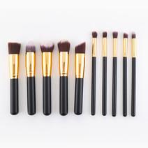 10-Piece Makeup Brush Set by Brush Work