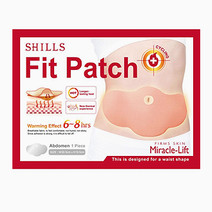 Fit Patch (5 Pcs.) by Shills