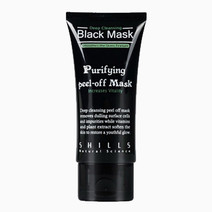 Purifying Peel-off Black Mask by Shills
