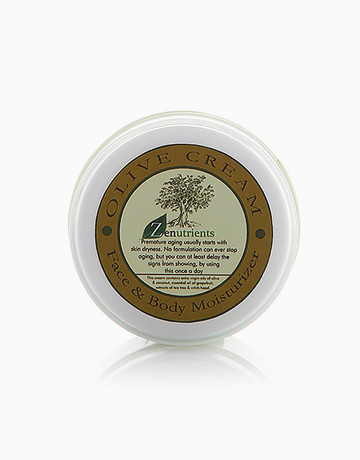 Olive Face & Body Cream by Zenutrients