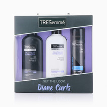 TRESemmé Platinum Strength Shampoo, Conditioner & Hair Spray Gift Set by TRESemmé