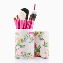 12-Piece Floral Brush Set by Brush Work