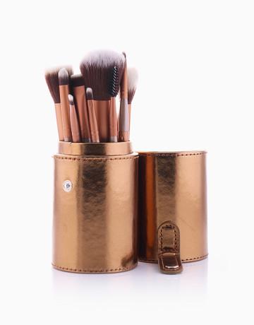 12-Piece Makeup Brush Set by Brush Work