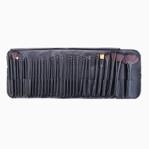 32-Piece Brush Set with Case by Brush Works