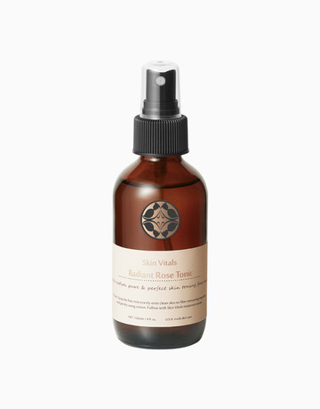Radiant Rose Tonic by Skin Vitals