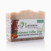 Almond Coffee Soap by Leiania House of Beauty