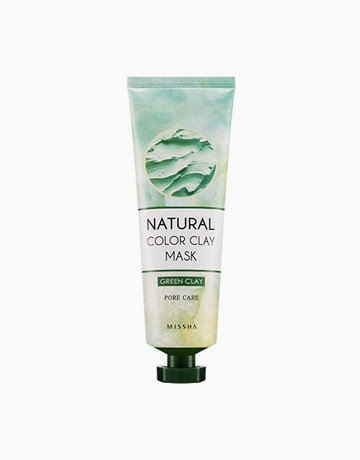 Natural Color Clay Mask by Missha