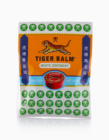 White Ointment (4g) by Tiger Balm