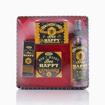 Don't Worry Bee Happy by Snoe Beauty