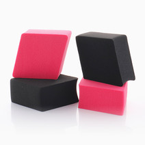 Diamond Sponge Set (4 Pack) by PRO STUDIO Beauty Exclusives
