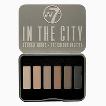 In the City Eyeshadow Palette by W7