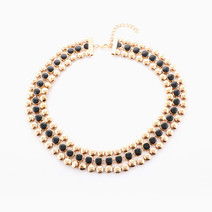 Jazzy Necklace by Luxe Studio