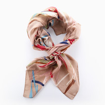 Scribble Scarf by Luxe Studio
