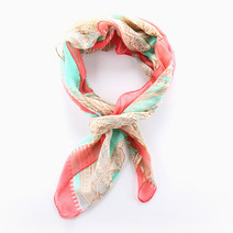 Mixed Pastel Scarf by Luxe Studio
