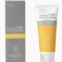 Coenzyme Q10 Foam Cleansing by 3W Clinic
