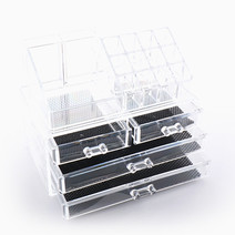 Acrylic Organizer (4 Drawers) by Brush Work