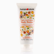 Vanilla Peach Body Butter (200g) by Human Nature