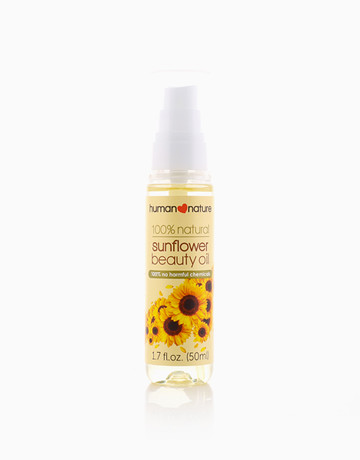 Sunflower Beauty Oil (50ml) by Human Nature