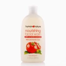 Nourishing Facial Wash (200ml) by Human Nature