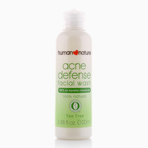 Acne Defense Facial Wash (100ml) by Human Nature
