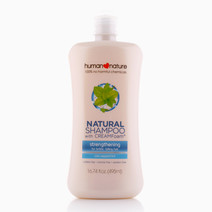 Peppermint Shampoo (495ml) by Human Nature
