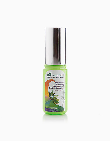 Rosemary Deo Spray (50ml) by Zenutrients