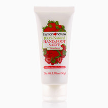 Strawberry Hand & Foot Salve  by Human Nature