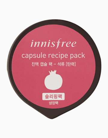 Pomegranate Capsule Pack by Innisfree