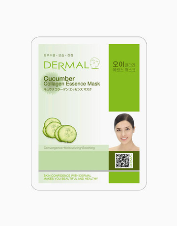 Cucumber Collagen Mask by Dermal Essence