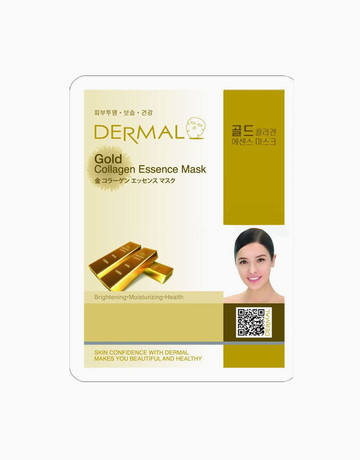 Gold Collagen Mask by Dermal Essence